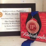 International Book Award arrives from America - at last!